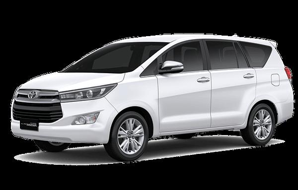 All New Toyota Innova Reborn