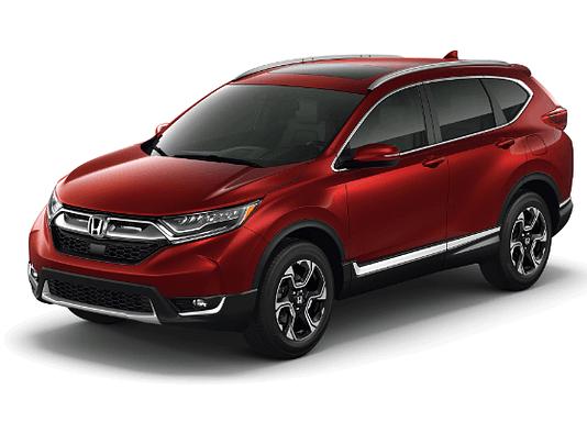 Honda CRV Gen 4 Matic