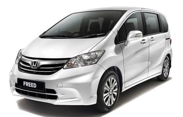 Honda Freed PSD Matic