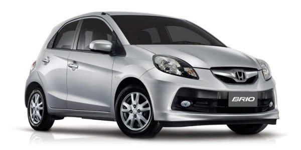 Honda Brio E Sporty