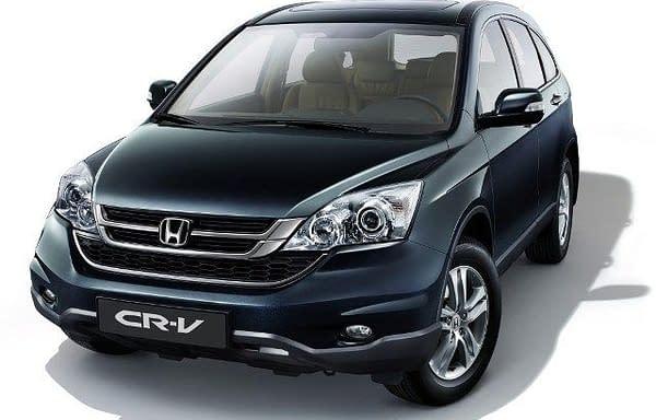 Honda CRV Gen 3 Matic